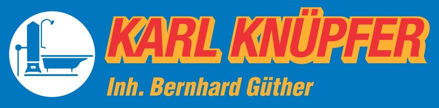 Logo Klepnerei Karl Knüpfer