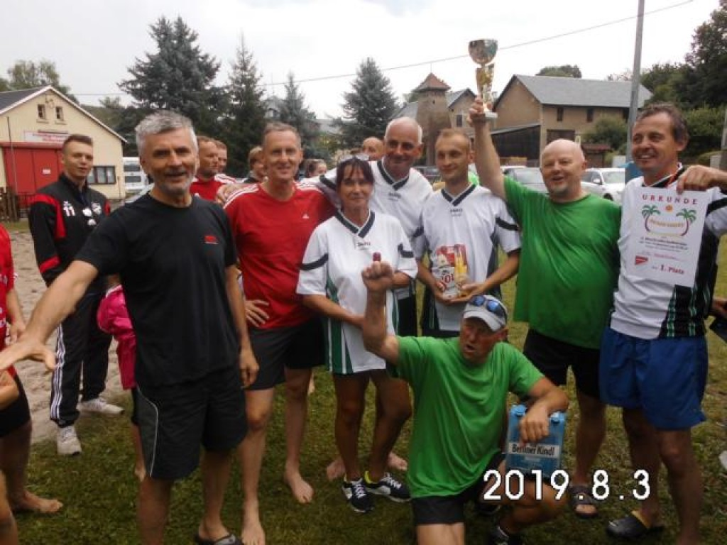 Turniersieger 1.FC Rebesbrunn