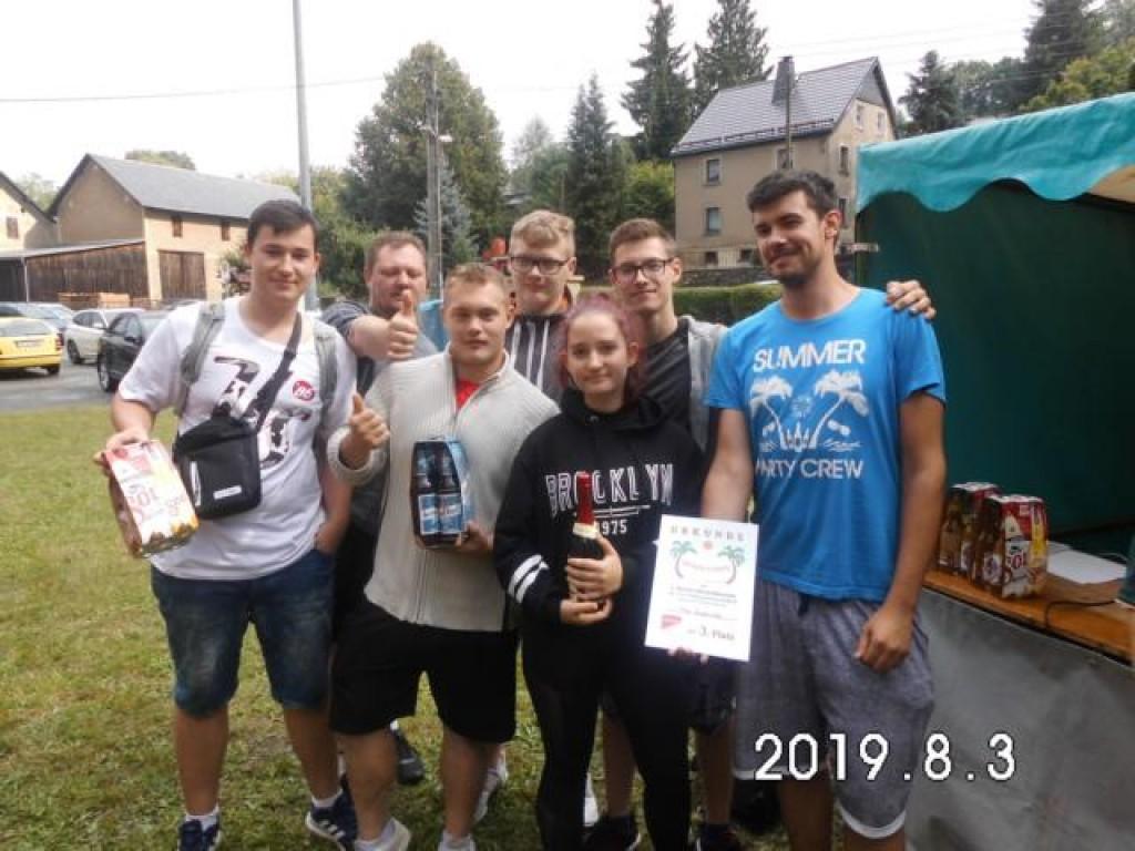 3. Platz TSG Rodewisch