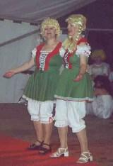 Gitte & Erika