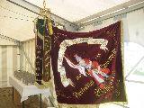 Fahne der FFW Weißensand