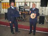 Chef Feuerwehrverband Vogtlandkreis Kam. Schubert gratuliert