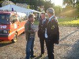 Kam. Ralf Sommer mit Gästen