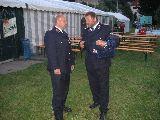 Unser Wehrleiter mit seinem Chef