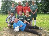 Siegermannschaft aus Treuen