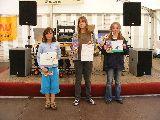 Die Besten: LeaHoppe, BiancaBluhm und AnnaUmlauf