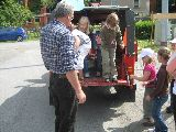 Fahrten im Feuerwehrauto mit RalfSommer