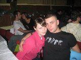 David mit seiner Freundin