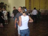 Beim Tanzkurs