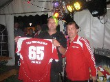 Ehrung für scheidenden Abteilungsleiter Fußball: Jens Jahn