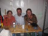 Günther mit Renate und Monika