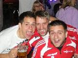 Felix, Christoph und Tweety