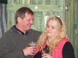 Simone und Bernd feiern auch mit