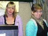 Hübsche Madchen: Samantha und Melli