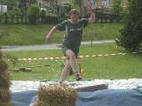 Bernd springt ans rettende Ufer