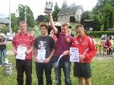 Mannschaftsfoto Platz 3: Ersatz-Stadtrat