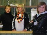 Gut sehen sie aus die Babsi, Anke und Claudia