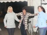 Ein flotter Dreier: Geli, Marina und Katja