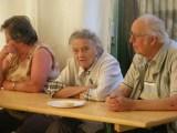 Ortschronist Rudi Grunewald mit Gattin Christine