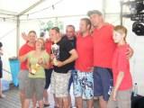 Die Siegermannschaft: Hollyfeld aus Greiz