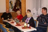 Links unsere Senioren Inge und Günther Rentzsch