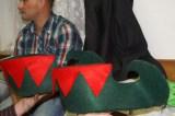 Die Schuhe der Wichtel, gefertigt von De Nise