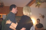 immer aktiv: Anke und Sven