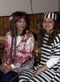 Hippie Andrea und Sträfling Marina